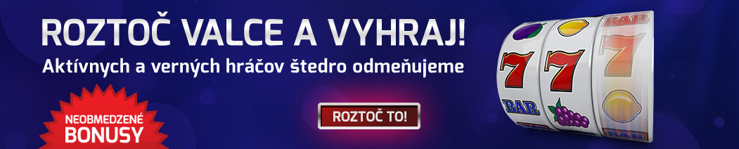 Roztoc valce a vyhraj