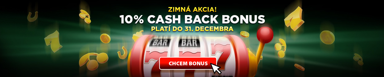 Zimný cash back